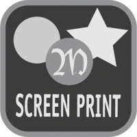 screen-print